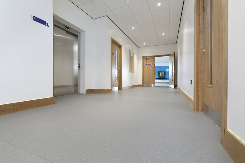 contract vinyls and safety flooring